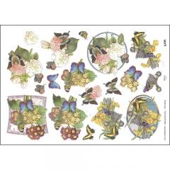 Floral/Butterflies-571597