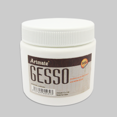 artmate 젯소(gesso) 500ml