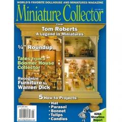 [특가판매]Miniature Collector - 2012.01(JANUARY)
