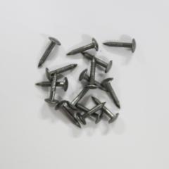 둥근민자나사못 6*14*2mm (약 15개) -흑니캘
