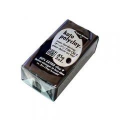 [특가판매]KATO Polymer Clay 3 oz(85g)-Black