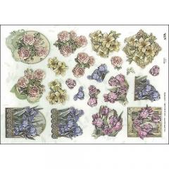 Floral/Butterflies-571584