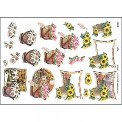 Floral/Butterflies-571595