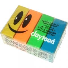 [특가판매]Claytoon 4 Color Set 1LB(453g)-Mutant