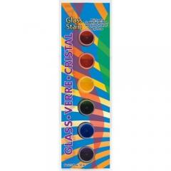 [특가판매]DAPK257 Glass Stain 6-Color Value Pack