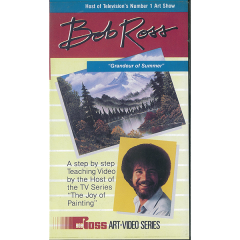 [특가판매] Bob Ross-TBR03-VHSGrandeur of Summer