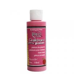 [특가판매]DS99-칠판페인트/ Chalkboard Paint - 4oz(118ml) Bubblegum Pink