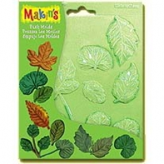 MC39001-Makins Push Molds / Leaves