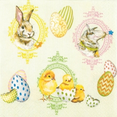 211547-Easter Mix 넵킨페이퍼(20매)
