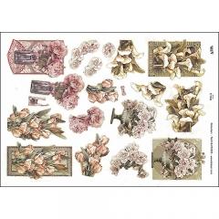 Floral/Butterflies-571596