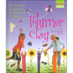 Kids` Crafts: Polymer Clay (Hard Cover)[특가판매]