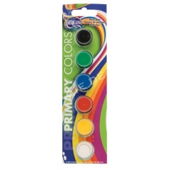 [특가판매]DAPK244 Americana 6 Pot Acrylic Set - Primary Colors