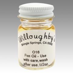 Willoughby`s Pen Oil 1/2 oz