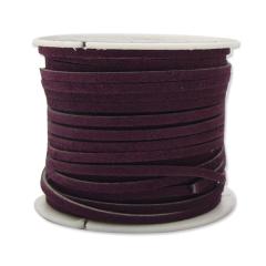 5014-33 Suede Lace 1/8`` x 25 yds. (0,3 cm x 22.9 m) Purple