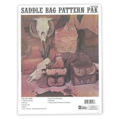 특가판매61917-00 Western Saddle Bag Pattern Pack
