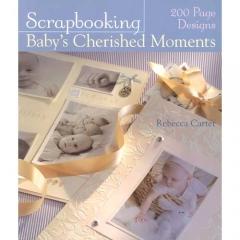 Scrapbooking Babys Cherished Moments[특가판매]