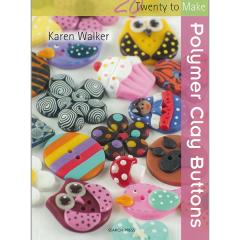 [특가판매]Polymer Clay Button