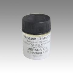 Merana Grinding Oil(Merana Oil)-0.5 Oz(약 15ml)