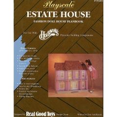 [특가판매]#91401 Playscale Estate Plan Book