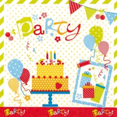 211518-Party Party Party 넵킨페이퍼(20매)