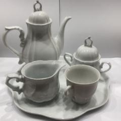 6803-Tea Set with Tray