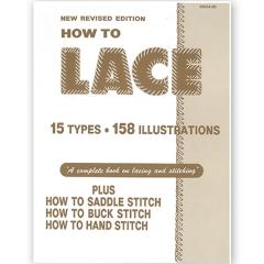 특가판매6004-00 How To Lace Book