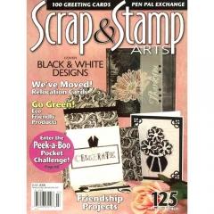 Scrap & Stamp Arts July 2008[특가판매]