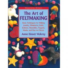 The Art of Feltmaking[특가판매]