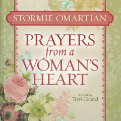 [특가판매]Prayers from a Woman's Heart by Stormie Omartian