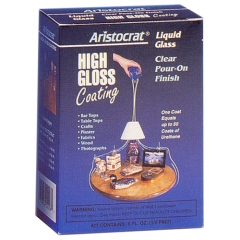 High Gloss Coating 8 oz Kit(고광택)