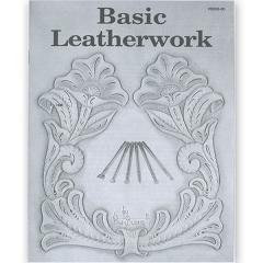 특가판매6008-00 Basic Leatherwork Book