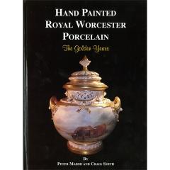 특가판매Hand Painted Royal Worcester Porcelain