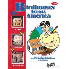 [특가판매]#1009 Birdhouses Across America Book