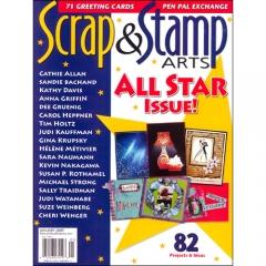 Scrap & Stamp Arts January 2009[특가판매]