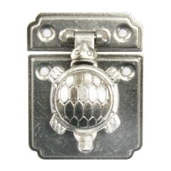 사각거북면판.자물쇠 6-1A (34*45mm) 니켈