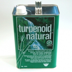 1815 Weber Turpenoid Natural-3.79 liter (gallon)