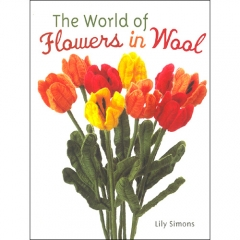 The World of Flowers in Wool[특가판매]