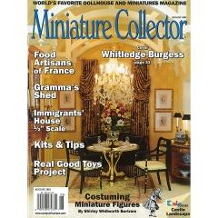[특가판매]Miniature Collector - 2011.08(August)