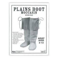 특가판매6035-00 Adult Plains Boot Moc Pattern Pack