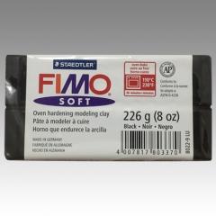 FIMO SOFT-9 Black 8oz