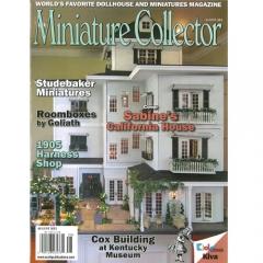 [특가판매]Miniature Collector - 2012.08(August)
