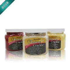 (옵션선택)DecoArt Textures Paint-Texture Crackle-10 oz(295ml)특가판매