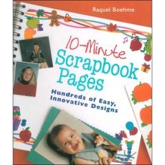 10-Minute Scrapbook Pages[특가판매]