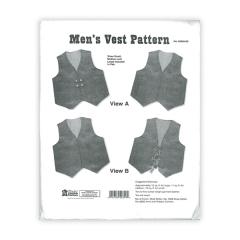 특가판매 62666-00 Men's Vest Pattern