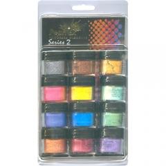 Pearl Ex Set 12 Color-Series2(펄가루)