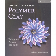 The Art of Jewelry Polymer Clay[특가판매]