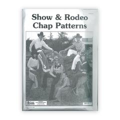 특가판매62665-00 Show & Rodeo Chap Pattern Pack