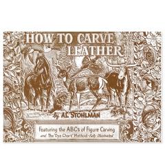 특가판매6047-00 How To Carve Leather Book