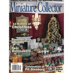 [특가판매]Miniature Collector - 2011.12(DECEMBER)
