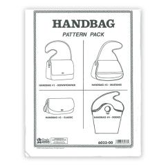 특가판매6033-00 Handbag Pattern Pack